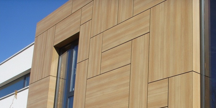 MATERIALS USED FOR FACADES | KSquare Architects - architects in