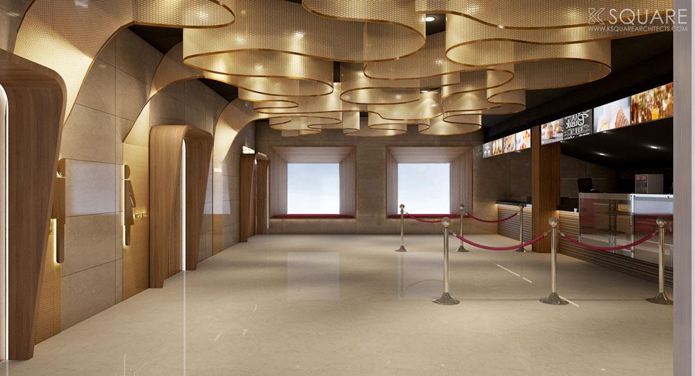 Design of a Cinema Experience