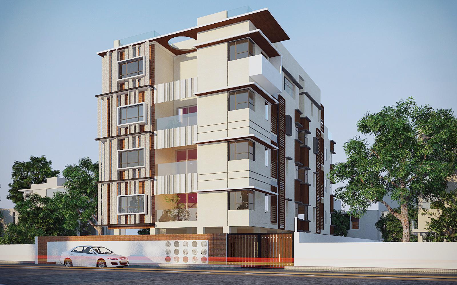 Indus Apartment