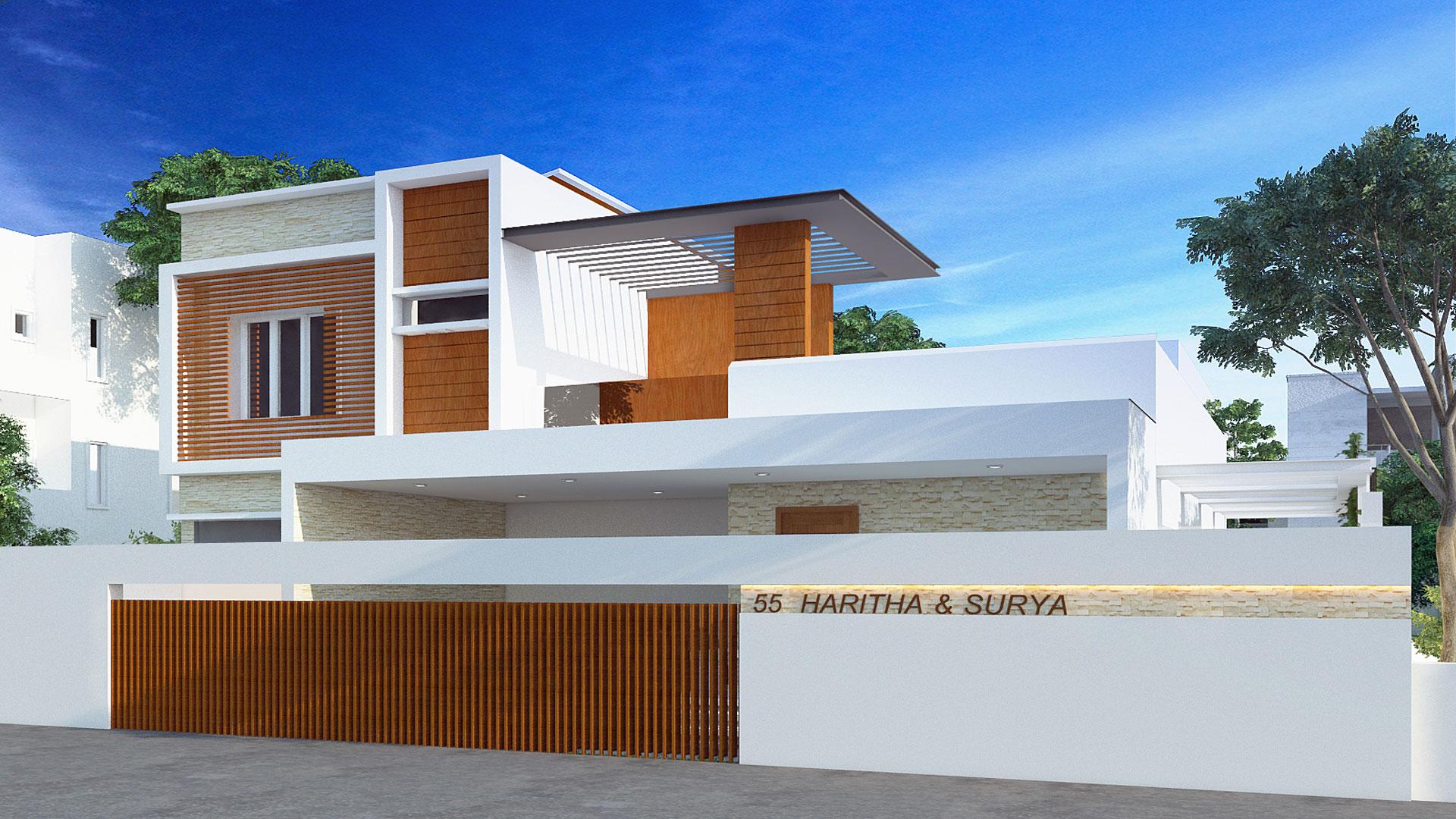 Haritha Residence